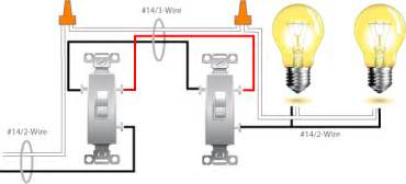 3 way switch wiring diagram more than one light