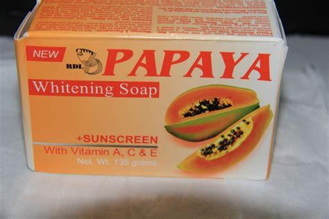 Sabun Pepaya Original produk kosmetik original