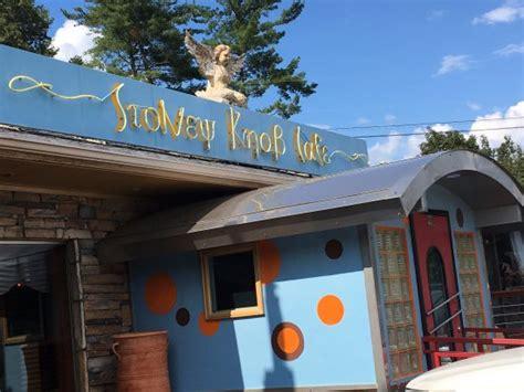 Stoney Knob Restaurant by The Sign Picture Of Stoney Knob Cafe Weaverville Tripadvisor