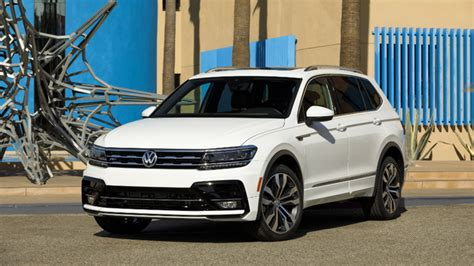 2020 Vw Tiguan by 2020 Volkswagen Tiguan Preview Release Date
