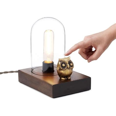 ls that turn on by touch this owl l lets you touch the owl to turn it on owl