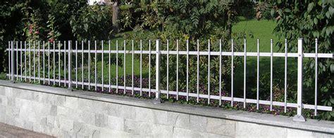 Gartenzaun Metall Gunstig