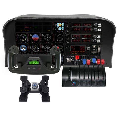 Ultimate Floor Plans amazon com saitek pro flight multi panel electronics