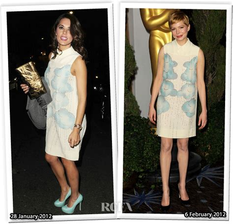Who Wore Better Carpet Style Awards 2 by Danielle Lineker Carpet Fashion Awards