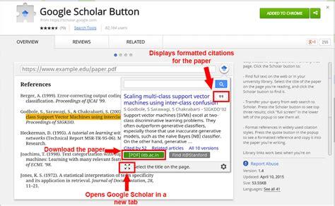job design google scholar google scholar gallery card design and card template
