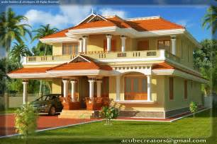 Kerala style traditional house 2808 sq ft plan 115 acube