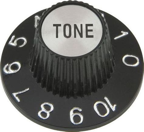Tone Knob by Buy Guitar Knobs Uk