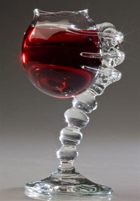 cool and wine glasses