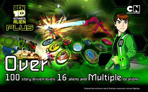download game android ben 10 xenodrome mod ben 10 xenodrome plus apk download free role playing