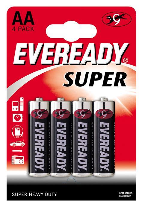 Eveready Heavy Duty Baterai Aa Isi 4 heavy duty aa mn1500 lr6 battery uk