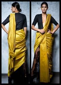professional saree draping how to wear designer saree dhoti saree pant style saree
