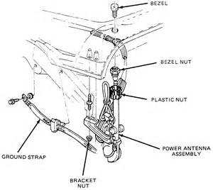 1979 corvette power antenna relay location get free image about wiring diagram