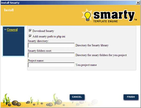 smarty template smarty definition what is