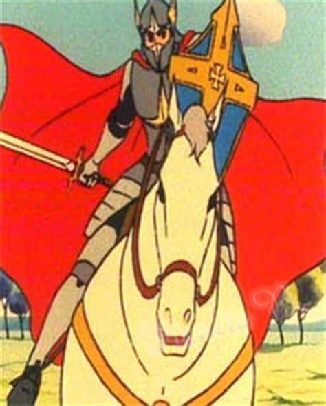 i cavalieri della tavola rotonda cartone animato animetv14