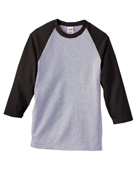 Baseball Shirts Anvil Raglan Baseball Softball New T Shirt