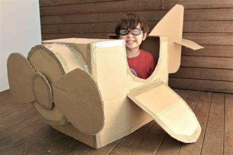 aus karton basteln basteln mit kindern 16 lustige leichte diy projekte und