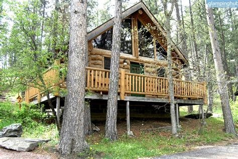 Cabins In South Dakota by Log Cabin Rental Black National Forest In Rapid City