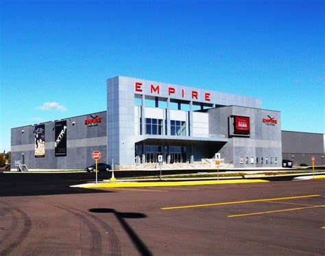 cineplex dieppe marco empire theatres crystal palace renovation
