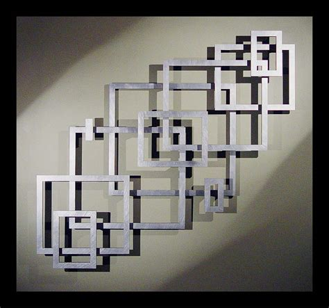 modern wall art great layout inspiration for a geometric empty frame
