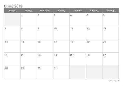calendario febrero 2017 para imprimir icalendario net calendario enero 2019 para imprimir icalendario net