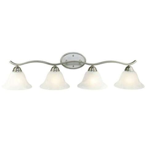 hton bay vanity light brushed nickel home depot bathroom vanity lights 28 images bathroom
