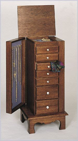 jewelry armoire woodworking plans best 25 jewelry armoire ideas on jewelry