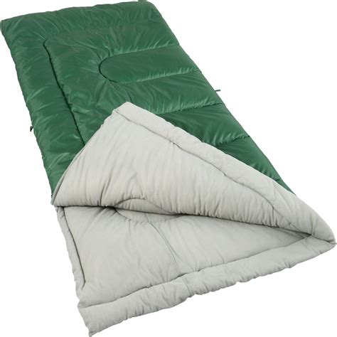 coleman lakeview sleeping bag fitness sports outdoor