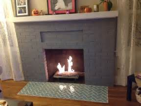herringbone glass tile fireplace hearth woodburner