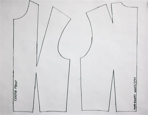 pattern drafting instructions for women s basic bodice fashion sewing patterns inspiration community and