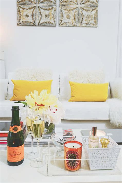 best home gifts popsugar home source homepolish via the everygirl tour this fashion