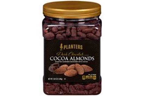 planters cocoa almonds planters cocoa almonds 37 oz kraft recipes