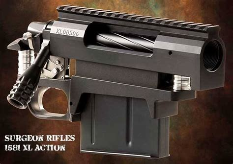 Surgeon Tactical Bolt Knob by Surgeon Rifles 591 Repeater And Tactical Bolt