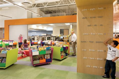 Home Remodeling Design Programs by How To Design Library Space With Kids In Mind Library By