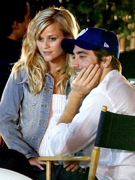 Reese Witherspoon And Jake Gyllenhaal Are Ticking Me 7 by Tracks Thursday June 25 2009 Guest