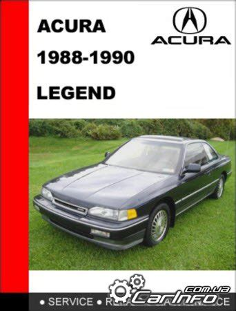 car repair manuals online free 1990 acura legend spare parts catalogs service manual free workshop manual 1988 acura legend 1988 acura legend craigslist wiring