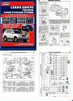 automotive repair manual 2009 lexus gx regenerative braking the lexus gx 470 toyota land cruiser prado 2002 2009 repair manual