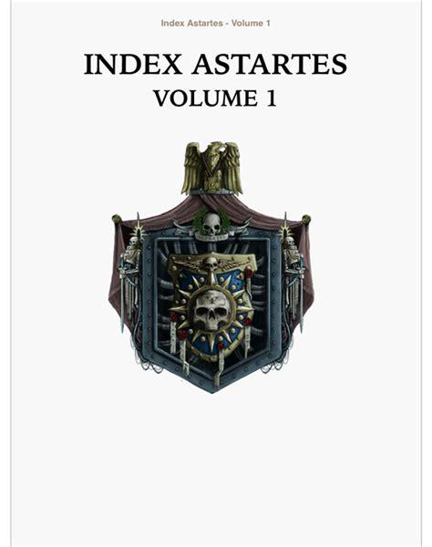 marin s codex ancient dreams volume 4 books warhammer digital index astartes volume i