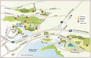 Royal Botanic Gardens Map Royal Botanical Gardens