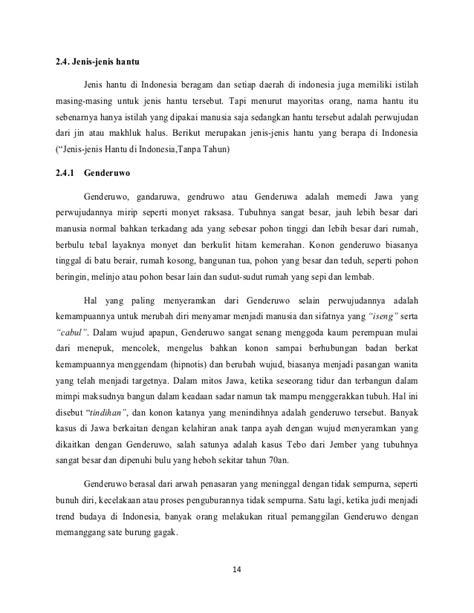 film quarantine adalah makalah bahasa indonesia quot perkembangan film horor di