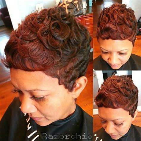 pictures of short curly hairstyles for women atlanta ga salon 22 easy short hairstyles for african american women