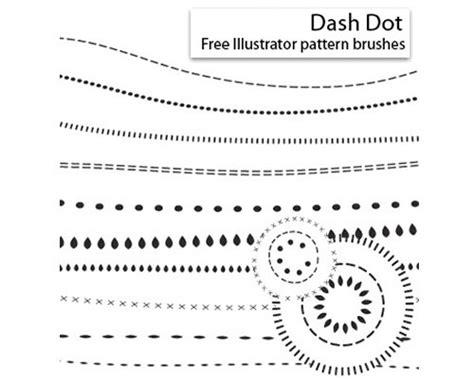 illustrator pattern brush negative spacing a gold mine of adobe illustrator resources noupe