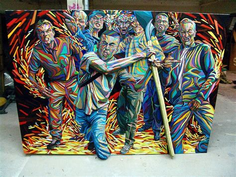3d Paintings by Amazing Three Dimensional Paintings Art Two