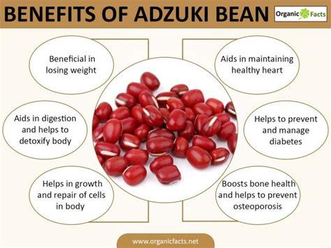 Adzuki Bean 100 Gr 8 interesting benefits of adzuki beans organic facts