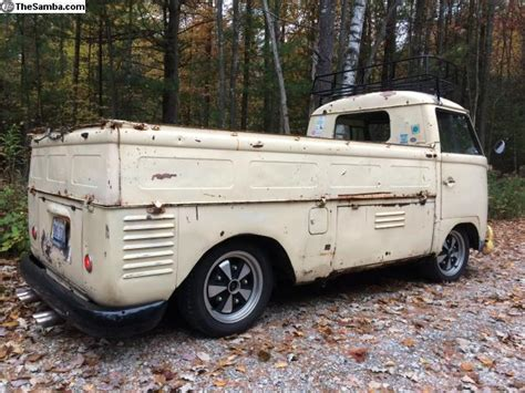 vintage volkswagen truck vw single cab truck lowered volkswagen vintage