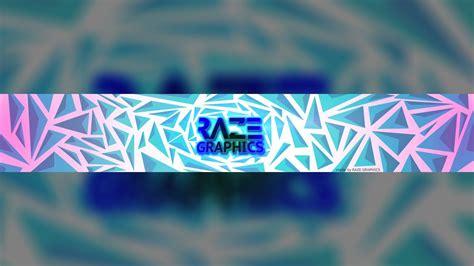 raze graphics triangle banner photoshop cc youtube