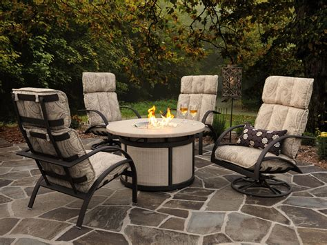 top 10 best fire pit patio sets