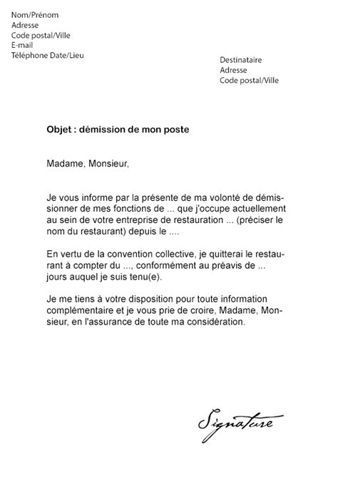 Exemple De Lettre De Motivation Pour Emploi Restauration Modele Lettre De Motivation Restauration Collective Document
