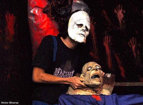 imagenes de calaveras malditas laberintos de terror llenos de gritos y miedo cultura