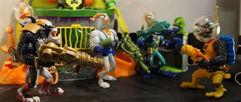 Figure Shinny Playmates Jim Bob Earthworm Jim earthworm jim figure collection playmates toys 1995