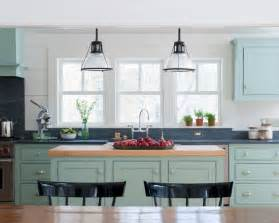 country blue kitchen cabinets images